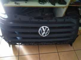 VW crafter main gril
