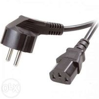 Сетевые кабеля для компьютера, монитора, безперебойника