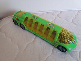 Автобус амфибия машина транспорт