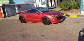 ** New Peugeot RCZ Sport Coupe THP Turbo Full House with Extras