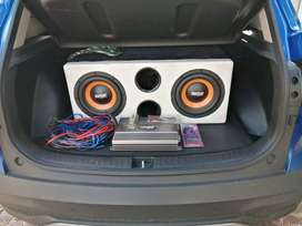 Competition series car sound system for sale