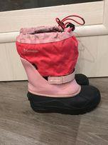 Зимние сапоги , ботинки, сноубутсы Columbia Waterproof (оригинал)