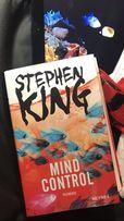 Stephen King. Mind control. Стивен Кинг. Книга