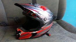 продам шлем мотокросс эндуро