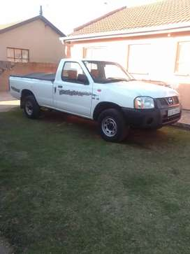 Long base bakkie with cannopy