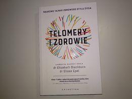 Książka Telomery i zdrowie. Naukowe tajniki zdrowego stylu życia