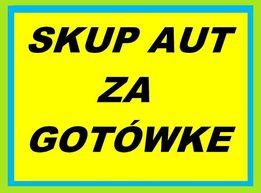 Skup aut - Auto skup KOMIS ! Całe,uszkodzone,powypadkowe po 2000 roku