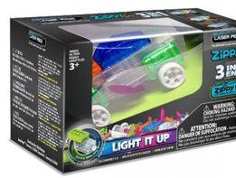Świecące klocki konstrukcyjne LASER PEGS 3 in 1 Zippy ZD002 LED NOWE