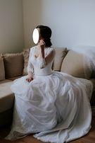 Suknia ślubna - piękna, niespotykana, oryginalna