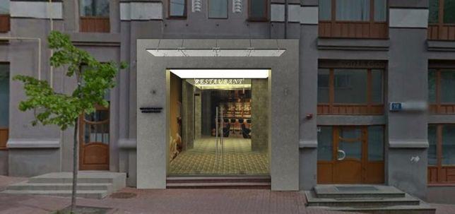 Кафе. Ресторан. 310м2, фасадный вход. улица Софиевская Киев - изображение 7