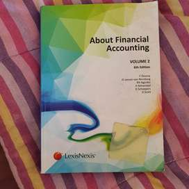 About financial accounting volume 2 6th edition