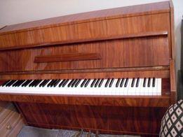 Pianino Calisia orzech połysk BDB