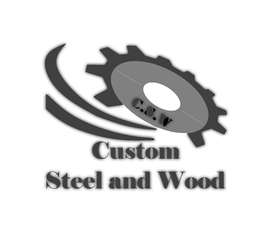 Custom Steel and Wood