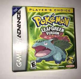 Wanted gba and gbc pokemon games