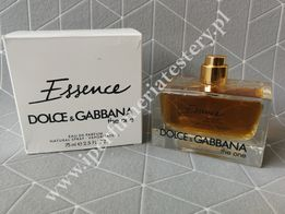 Dolce & Gabbana THE ONE ESSENCE Edp 75ml Wysyłka Gratis!!!