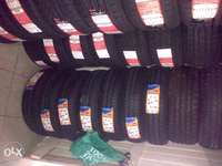 Image of new tyres at cost 17/ 16/ 15/ 14/ 13 inch see below