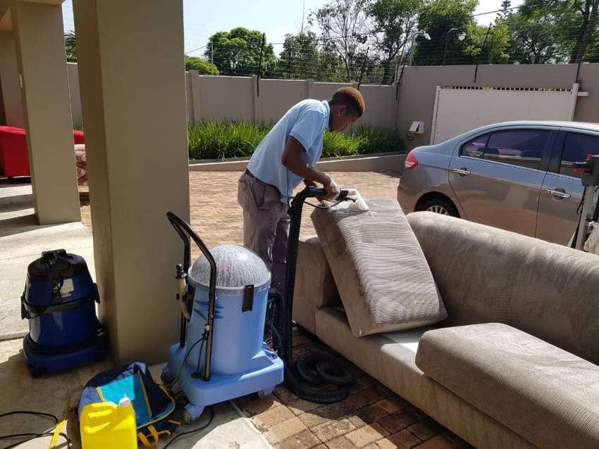 Cleaning Services and Upholstery/ Carpet Cleaning 0