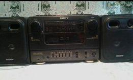 Магнитофон Sony CFS-W 430L