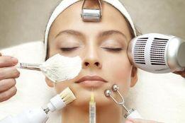 Услуги косметолога (чистки,уходовые процедуры, мезотерапия)