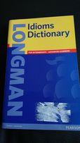 Longman Idioms Dictionary. Przesyłka gratis .
