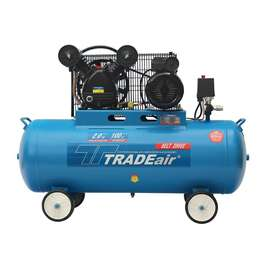 Tradeair 2HP-150V Belt Drive Compressor (MCFRC221)