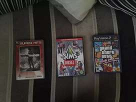 Assorted games - negotiable prices