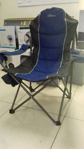 NATURAL INSTINCT CAMPING CHAIR