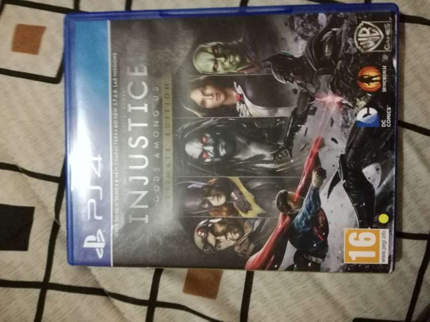 Injustice PS4 0