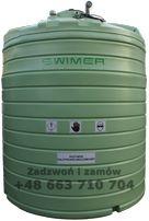 Zbiornik SWIMER na nawozy płynne, RSM 10.000l 12.000l 20.000l 25.000l