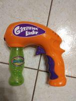 Пістолет для видування бульбашок