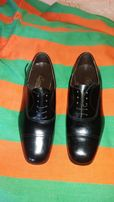 Мужские туфли, производство Франция