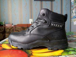 Женские кожаные защитные ботинки Vixen.