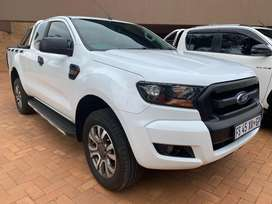 Ford Ranger 2.2 XL Auto 4x2 Supercab
