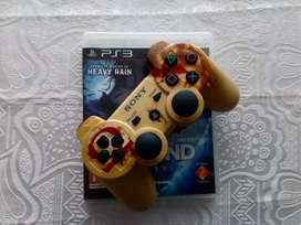 Playstation 3 game + controller