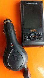 Sony ericson z ładowarką - zabytek