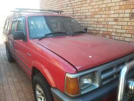 FOR SALE .FORD COURIER,D/C V6,