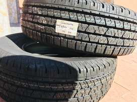 CONTINENTAL TYRES 4x4 size 255/70R16