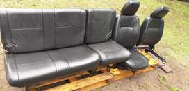 Land Rover Defender seats (leather)