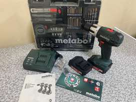 Brand new metabo sb 18 set
