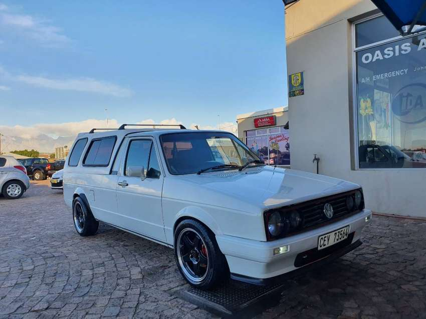VW Caddy Bakkie 1.8 SPORT 0