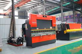 YOMI CNC press brake bending machine