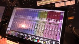 Slate Digital Raven MTi 2 dotykowa konsola, studio nagrań Steve Cubase