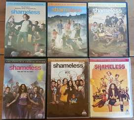 Shameless DVD series season 1-6