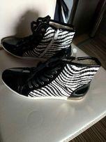 Śliczne buty za kostke r.39