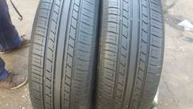 2x215/65/16 tyres for sell still in good condition