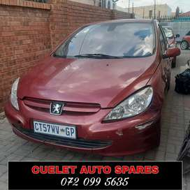 Peugeot 307 Stripping For used parts