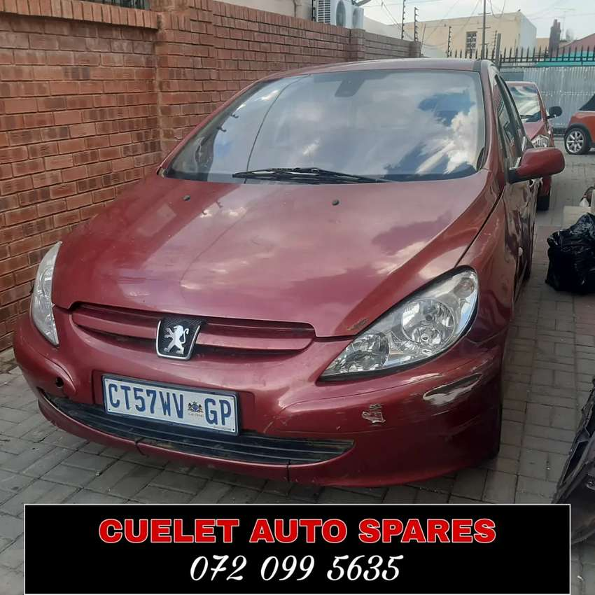 Peugeot 307 Stripping For used parts 0
