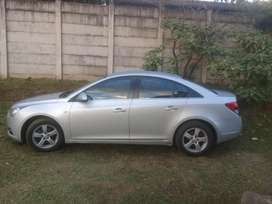 Chevrolet cruze 1.6 LS ,2011 model for sale in good condition