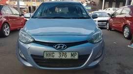 2012 MODEL HYUNDAI I20 MANUAL 1.4 ENGINE CAPACITY