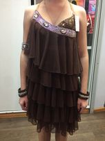 Бальное платье, латина.